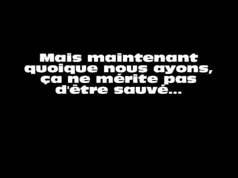 Bon Jovi - This Ain't A Love Song (Traduction française)