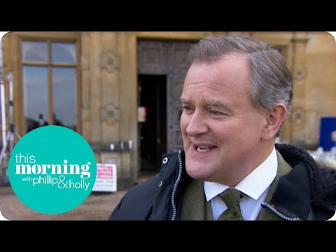 Behind The Scenes Of The Final Downton Abbey Series | This Morning