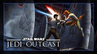 STAR WARS: Jedi Outcast – The Movie / All Cutscenes / Full Story