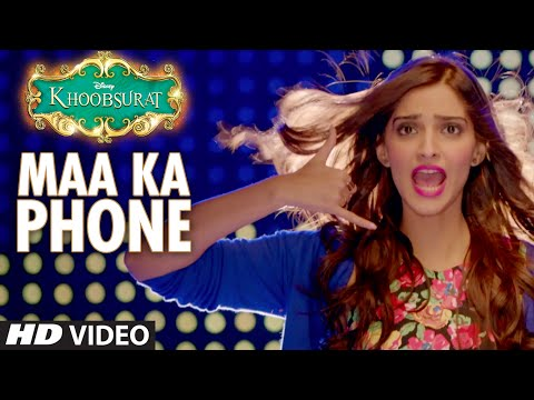 Exclusive: Maa Ka Phone VIDEO Song | Khoobsurat | Sonam Kapoor | Bolllywood Songs Mp3