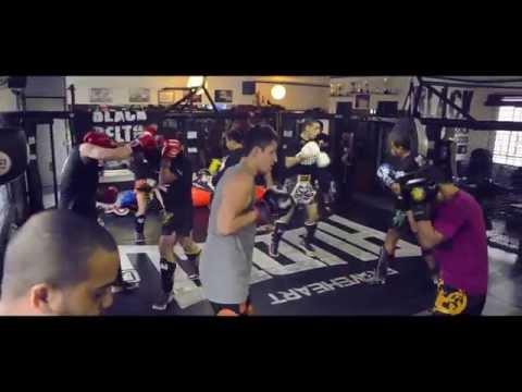 MMA Curitiba - Marlon Mathias - Time Profissional e Amador Black Belt MMA School