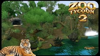 🐅 Tiger | 🌿 Tropical Zoo 🌿 | Zoo Tycoon 2 Ultimate Collection