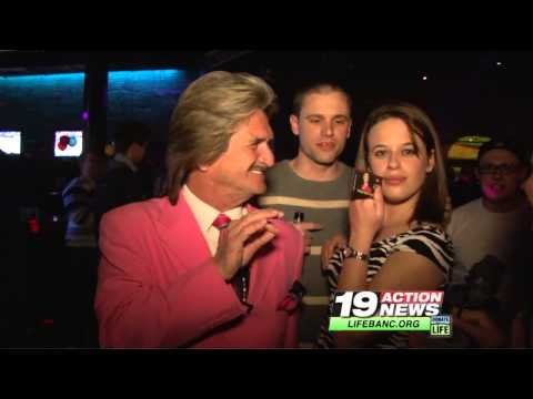 Cleveland's Superpimp Report on 19 Action News at 11pm