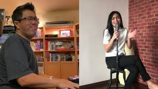 (Acoustic) Awan Yang Terpilu - Aubrey Suwito feat. Dayang Nurfaizah