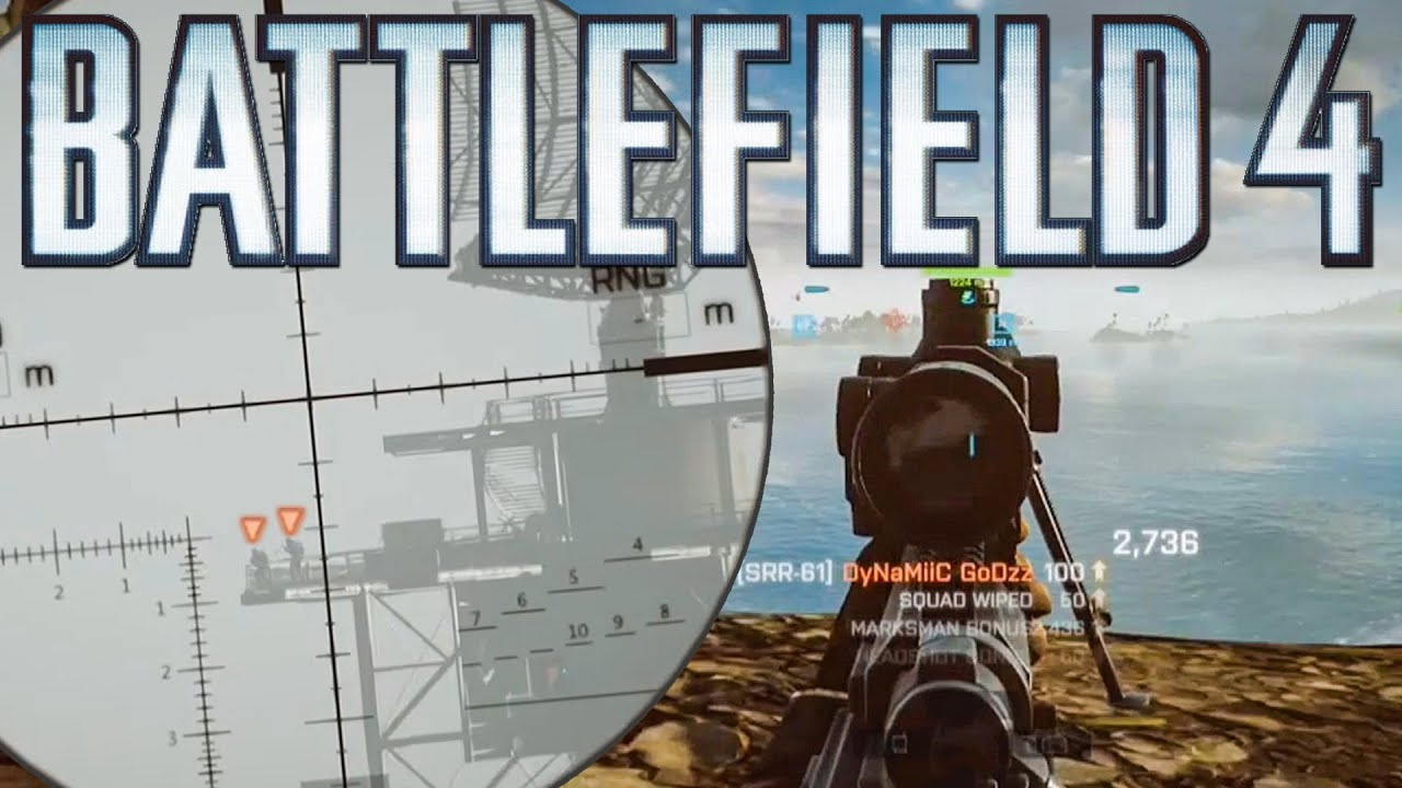 Epic Moment! 🎯 - Battlefield 4 Top Plays