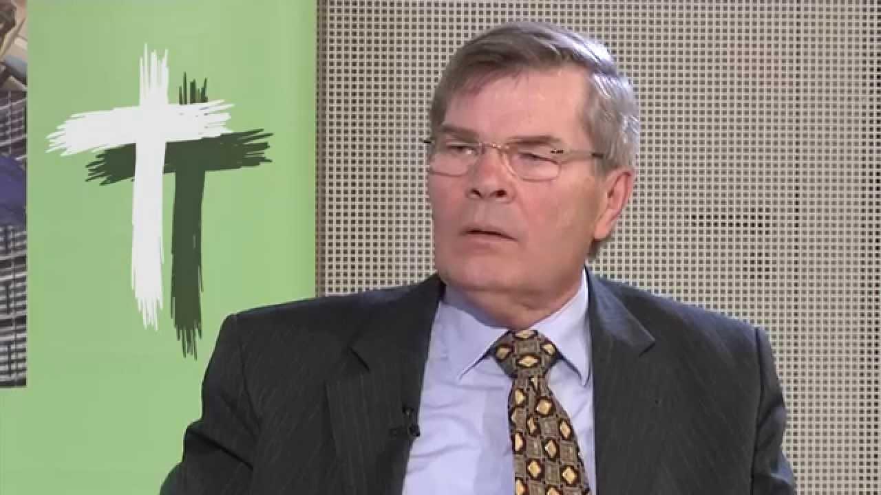 Youtube Video: Donnerstagsgespräch: Dr. Bennie Priddy - Das Kreuz als Symbol politischer Herrschaft