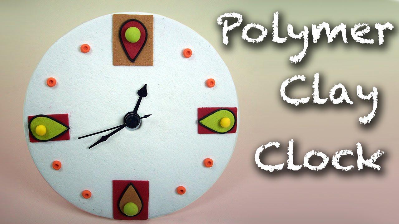 Last minute gift idea - DIY easy clock