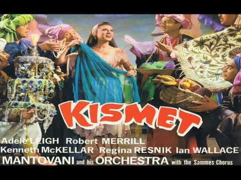 AND THIS IS MY BELOVED from Kismet Merrill, Leigh & Mantovani