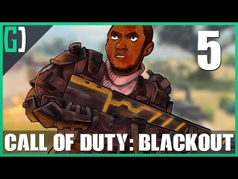 [5] Call of Duty Blackout w/ GaLm and friends thumbnail