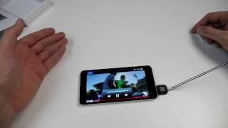 Δες τηλεόραση από το κινητό ή το tablet σου χωρίς σύνδεση στο Internet! EZTV DVB - T TV Tuner