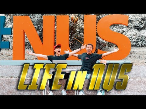 Day in The Life of A Singaporean University Student - NUS/Kent Ridge Hall (THE MOVIE)