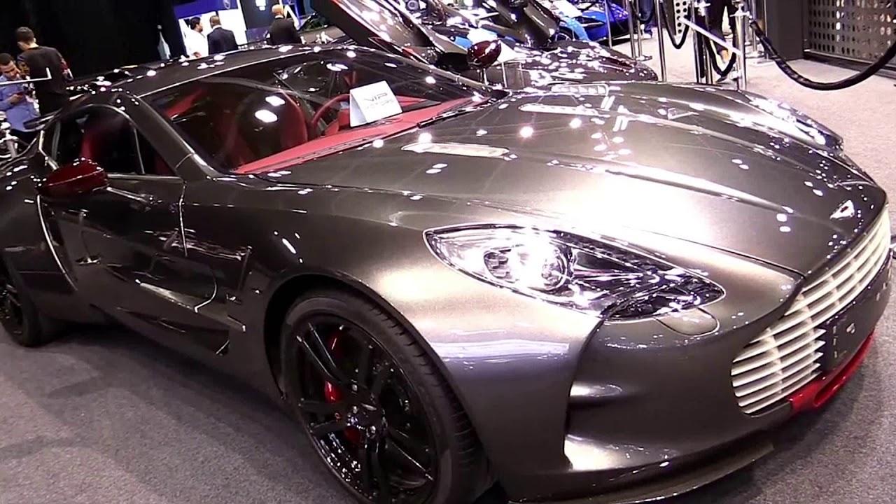2020 Aston Martin One 77 Q Series Youtube