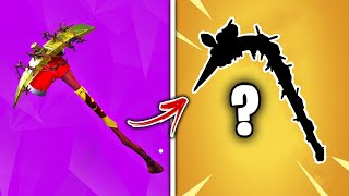 Top 10 Rarest Fortnite Pickaxe YOU MAY NEVER GET!