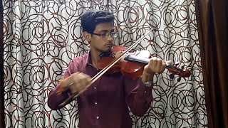 Humko Humise Chura lo (Mohabbatein) Violin Cover by Mayank Ladha