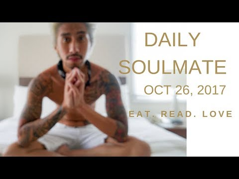 WATER DAILY CANCER, PISCES, SCORPIO SOULMATE OCTOBER 26 TAROT READING