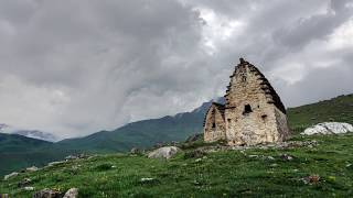 Incredible Vacation Of The Mountains Caucasus