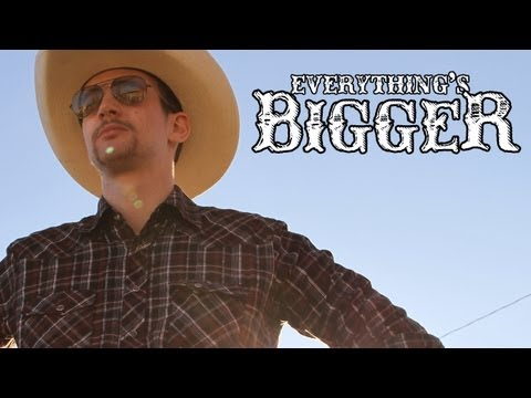 EVERYTHING'S BIGGER: Adam Pacitti's Accidental Guide to Texas ¦ Full Documentary (HD)