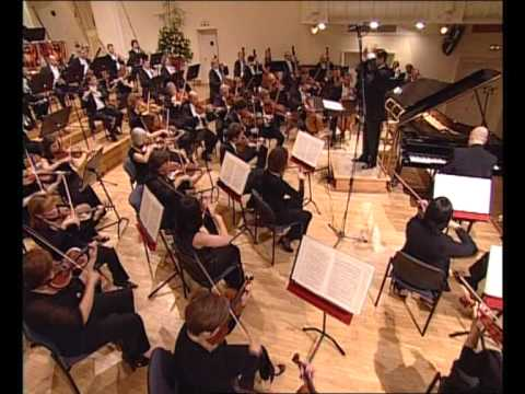 Ivari Ilja plays J.Brahms Piano Concerto No.1, 1st Movement (1)