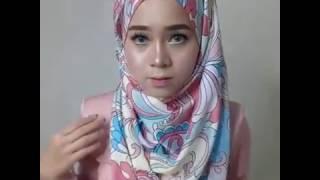 Hijab Tutorial - Tutorial Tudungg b...