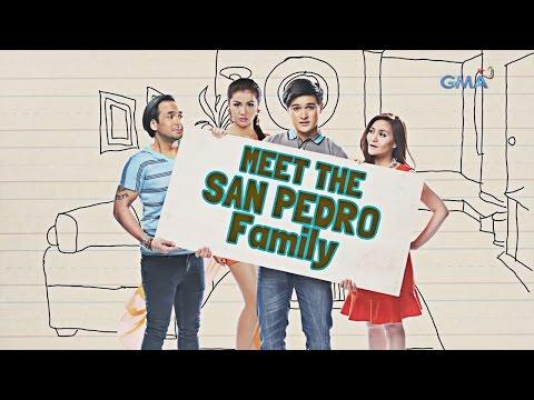Ang San Pedro family ng 'Little Nanay'