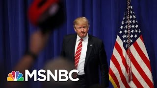 Repeat youtube video President Trump's Approval At Record Low: 'This Is Just Self Destruction' | Morning Joe | MSNBC