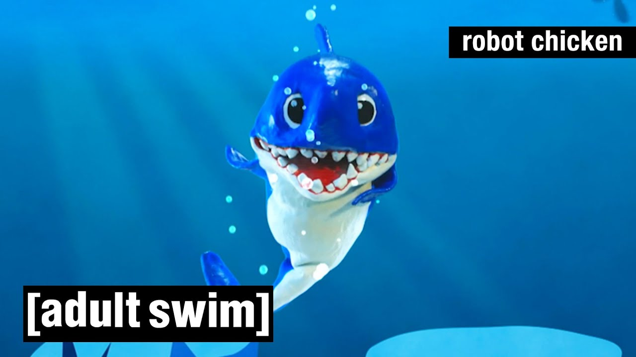Robot Chicken | Kein Baby Shark | Adult Swim