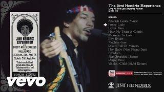 Jimi Hendrix - Foxey Lady (LA Forum 1970)