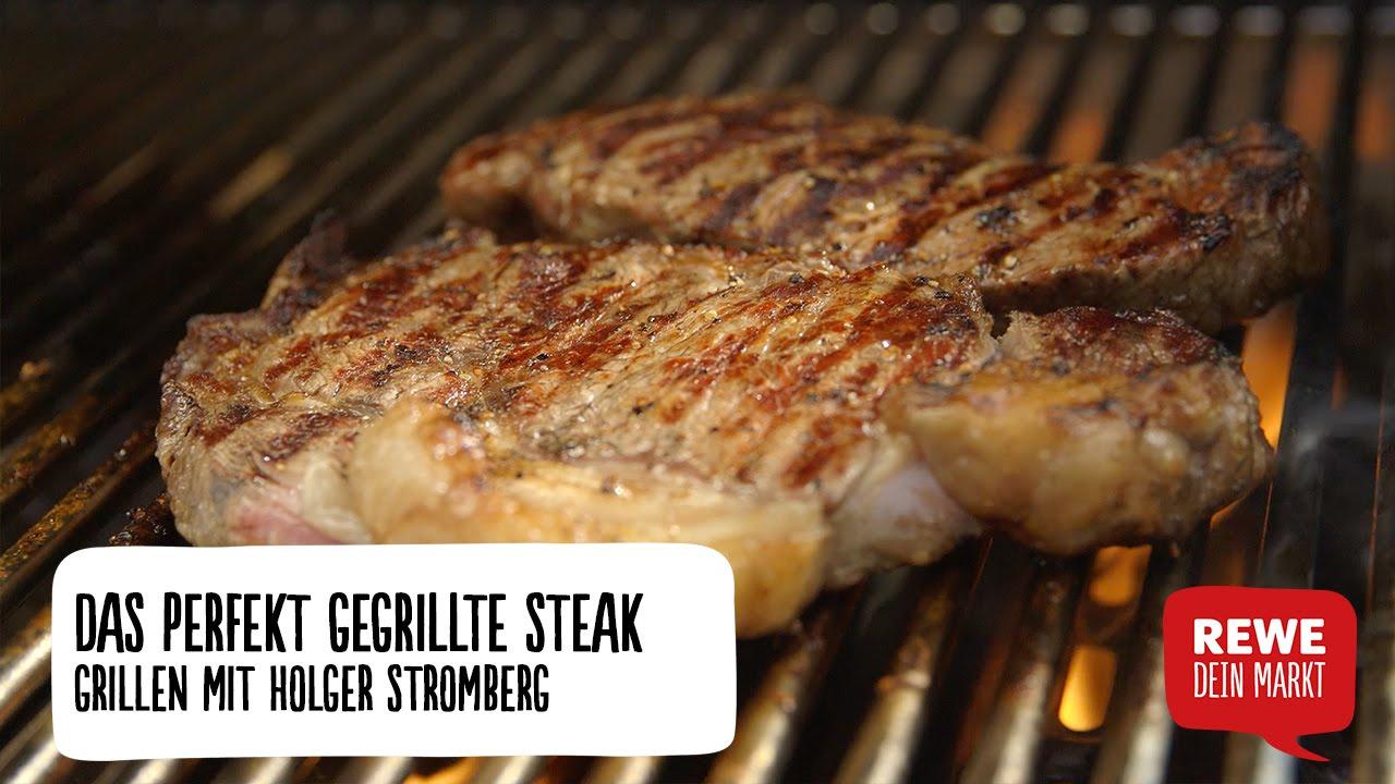 Weber Elektrogrill Steak : So gelingt das perfekt gegrillte steak! holger stromberg