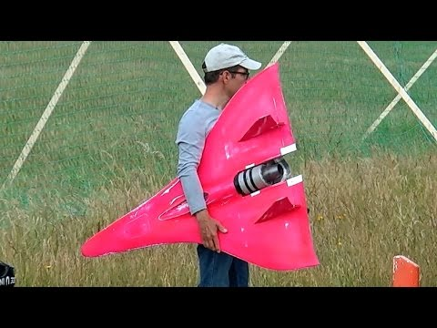 744 KMH 462 MPH THE WORLD´S FASTEST RC MODEL TURBINE JET / GUINNESS NEW  WORLD RECORD 2016