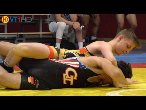 🤼 | WRESTLING | Friendship Fight (Freestyle) - 152 lbs | TESCHNER, F. (GER) vs. CORONADO, G. (USA)