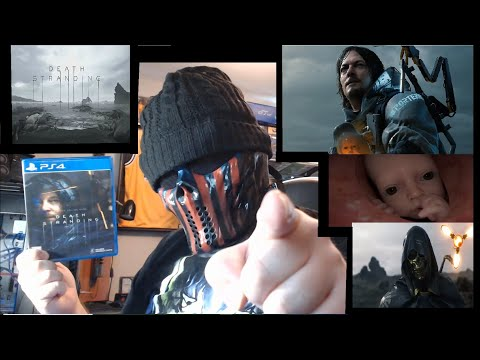 Death Stranding Game Pickup! New Game in the Collection! |