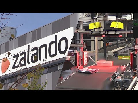 How A Zalando Distribution Center Tracks Thousands Of Packages Per Day