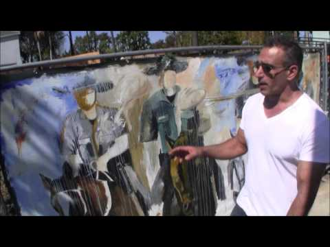 Ofer Samra - Venice Beach Murals