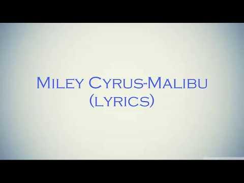 Malibu - Miley Cyrus (Boyce Avenue ft. Emily Zeck acoustic cover)-Lyrics