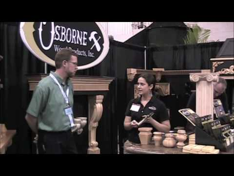 International Builders Show 2010 - Osborne Wood