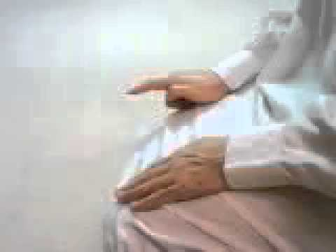 Tashahhud - The Prophet's ﷺ Prayer According to Shafi'i Fiqh