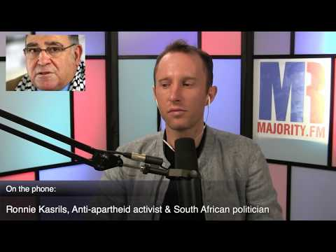 Anti-Apartheid Activist Has Great Respect For US Protest Movements