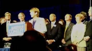 Martha Coakley-Mass. US Senate Concession Speech 1/19/10 Boston
