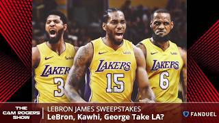 LeBron James Rumors: Little Contact With Cavs, LeBron Recruiting Players & Joining Paul George In LA