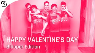 VALENTINE'S DAY - BLOOPER EDITION