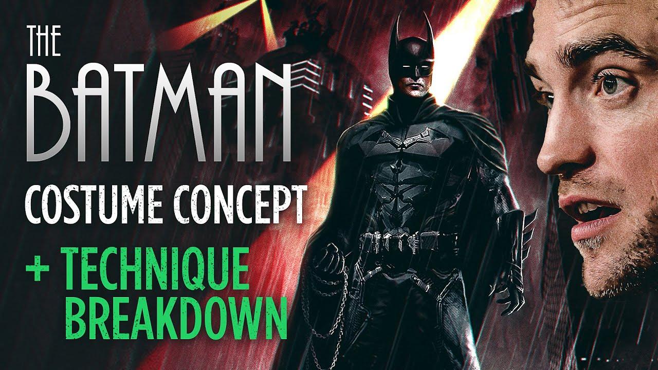 Robert Pattinson THE BATMAN costume concept + Ben Affleck ...