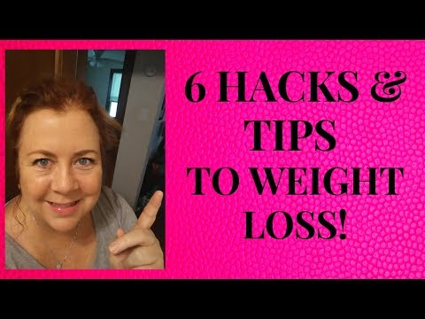 6-hacks-&-tips-to-weight-loss!