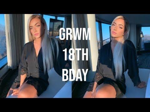 CHIT CHAT GRWM | 18TH BIRTHDAY