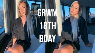 chit chat grwm 18th birthday