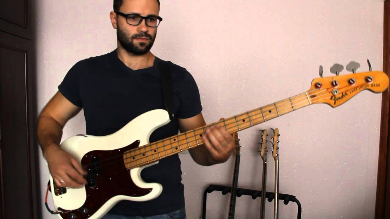 Fender Precision Bass 1973 Vintage Review