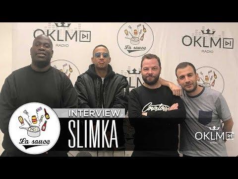 Youtube: SLIMKA – #LaSauce sur OKLM Radio 31/01/18