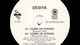 Desiya - Comin On Strong (Minuteman Mix)