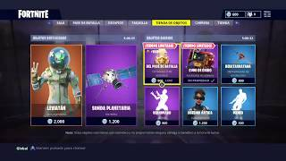 I buy the starter pack in fortnite battle royale #1