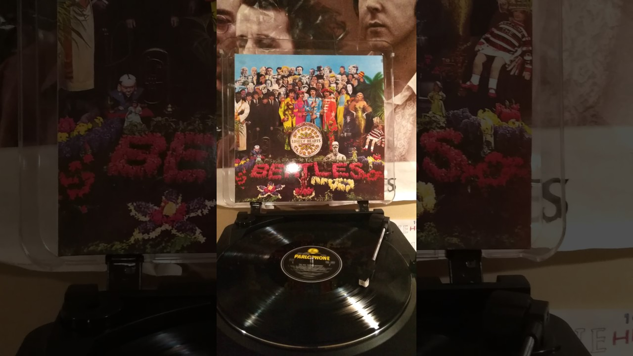 Sgt Peppers Reprise Outtake Take 8