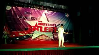 02 Nhảy Bánh trôi nước - CK UNETI's got talent 2016